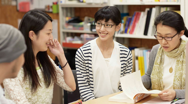 日本語教育実践領域学生