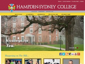 Hampden Sydney Campus Map.Hampden Sydney College Akita International University