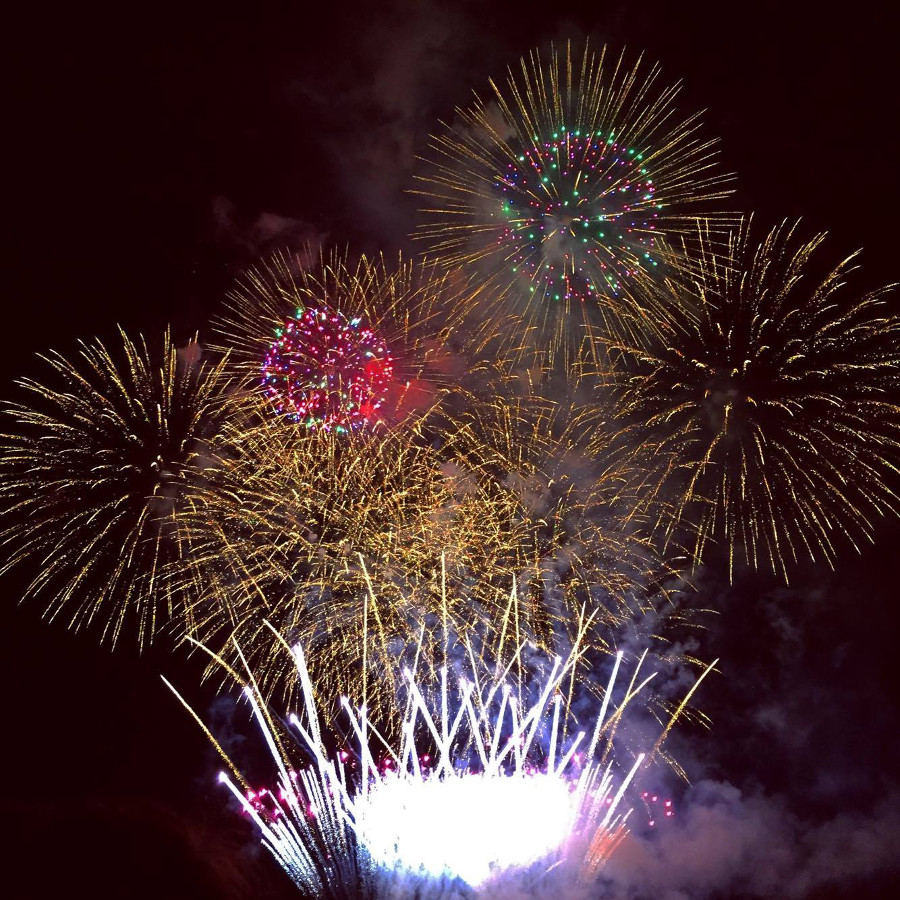 Omagari Fireworks Akita