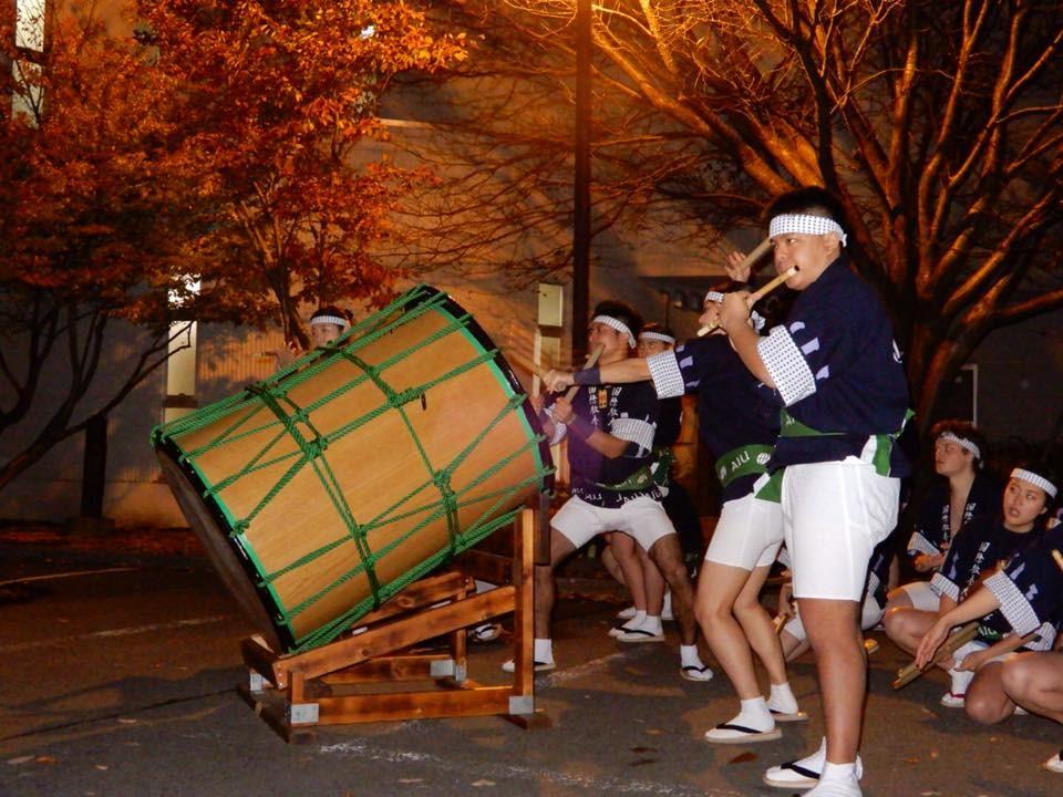 Melvin Ho Akita International University Kanto Team O-hayashi
