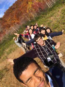 Akita International University themed house Shirakami-sanchi hike