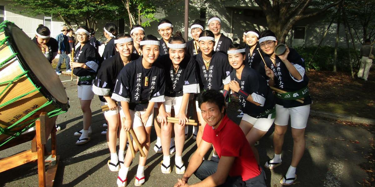 Akita International University Kanto Team Wasini Arayawathanet Thammasat University