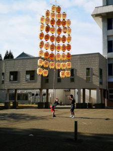 Kanto festival practice