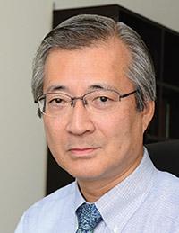 竹村 豊特任教授の写真