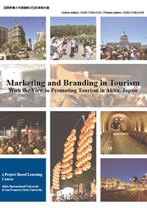 Marketing and Branding in Tourism