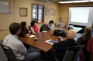 Meeting at Wallowa Resources