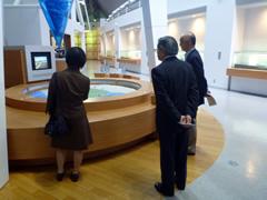 PBL科目準備のため大潟村及び秋田市内を視察
