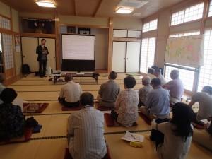 Lecture by Professor Takakura from Tohoku University