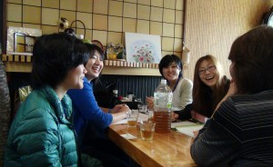 Interview of Farmhouse Inn staff