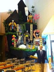 Tour of the Kanto Festival Center