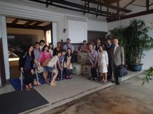 Tour of Kodama Jozo, Co., Ltd., a brewery in Katagami City