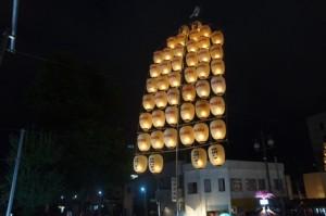 Observing the Kanto Festival