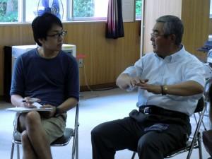 サンパギータの会代表 管さんにインタビュー