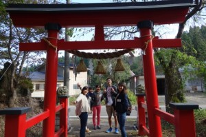 Visit to Hie Shrine