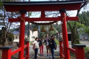 日枝神社の見学