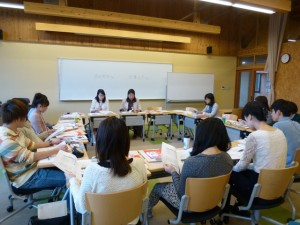 On-the-spot Lecture by Akita Prefectural Government