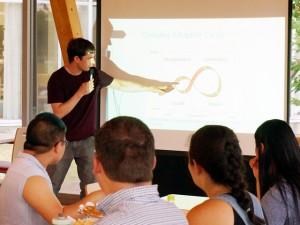 Presentation of GSP389