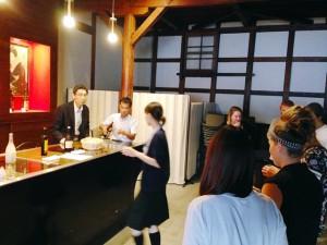 Visiting Takashimizu, a sake brewery in Akita