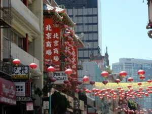Fieldwork in Chinatown