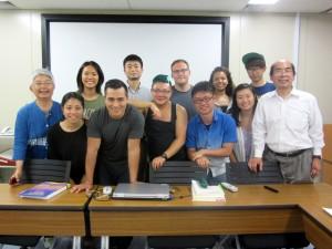 At Kanagawa City Union (NGO)