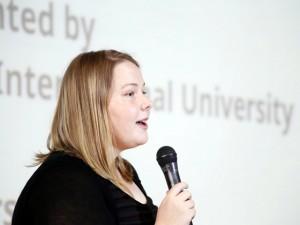 Mackenzie Hanson(オレゴン大学)
