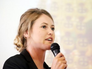 Michelle Zomerschoe(オレゴン大学)