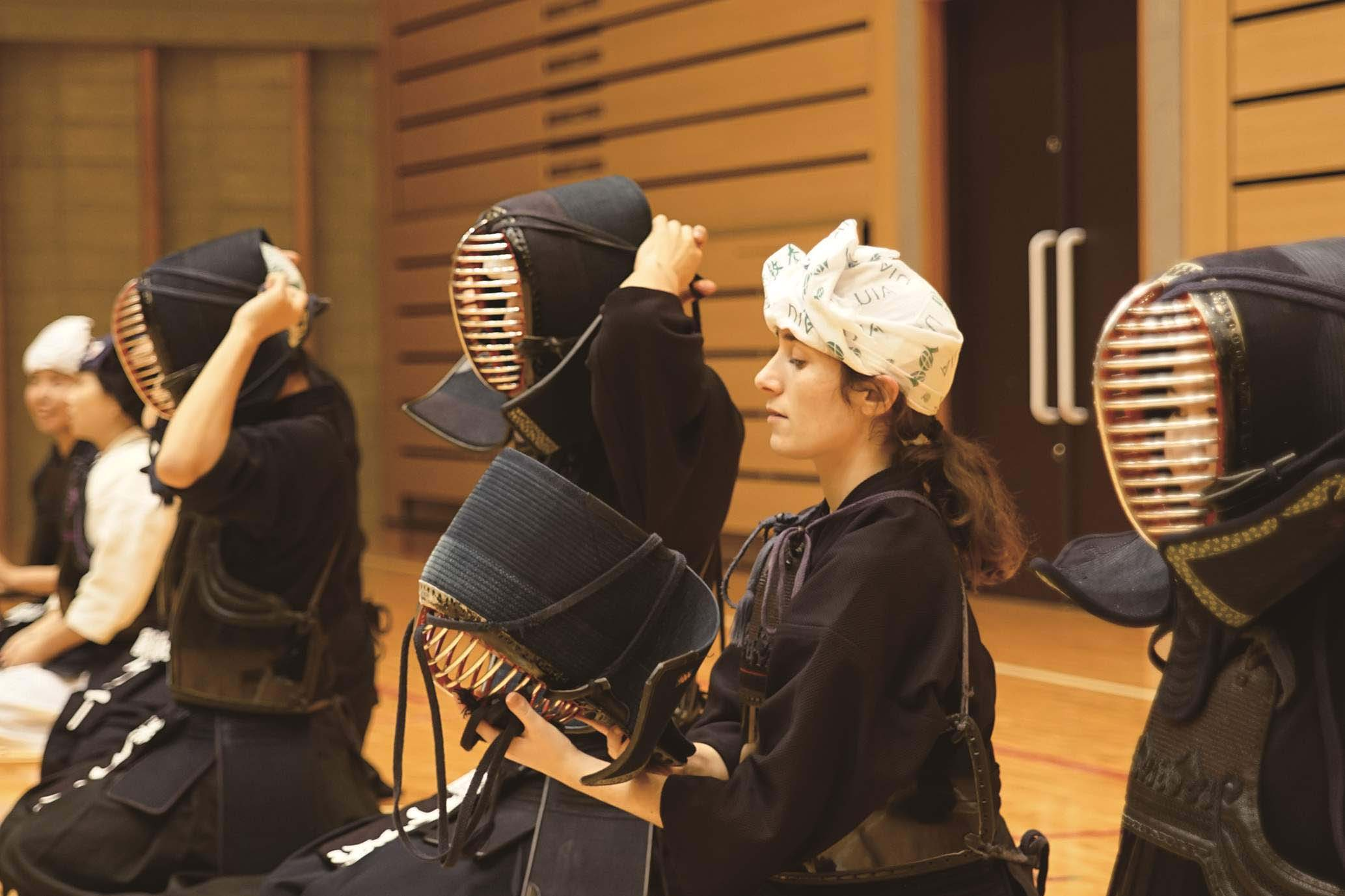 picture of Kendo club