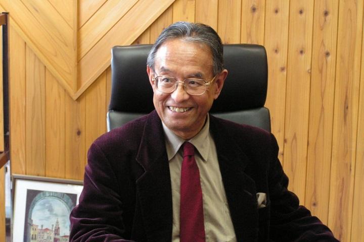 Dr. Mineo Nakajima's photo