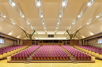 Suda Hall(多目的ホール)の写真