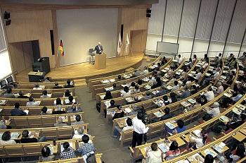 講義棟(D棟)コベルコホールの写真