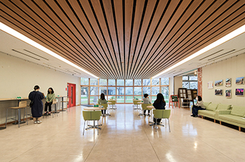 学生会館(F棟)の写真