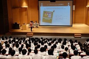 スーパーグローバルハイスクール事業の成果発表交流会の写真