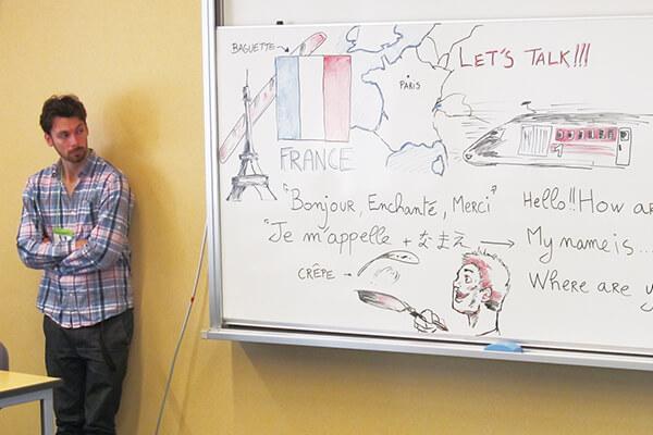 画像:英語集中公開講座