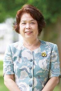 佐野ひろみ領域代表職務代行者の写真