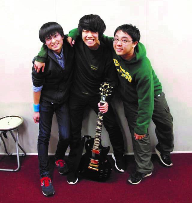溝口陽仁さんの課外活動の写真