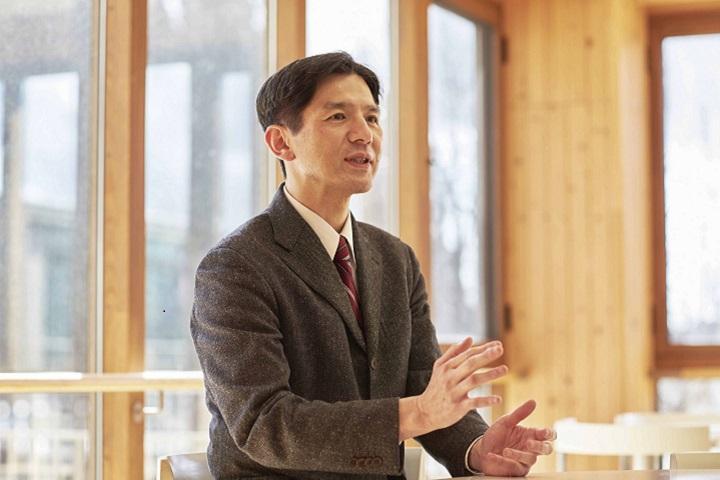 水野智仁グローバル・スタディズ課程長の写真