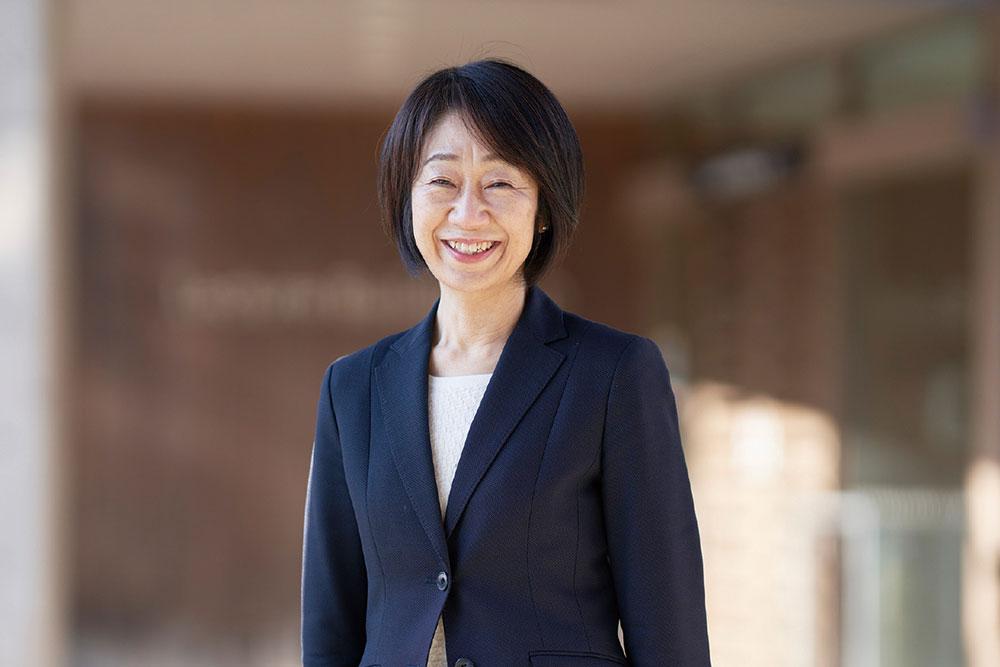 佐藤健公教職課程代表の写真