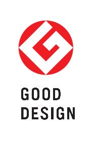 GOOD DESIGNのロゴ