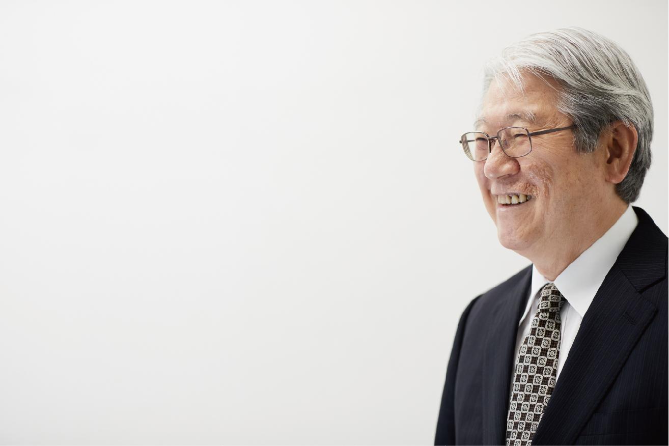 Picture of President Suzuki