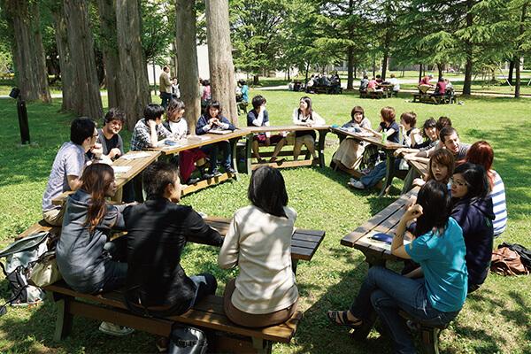 入学後の授業のイメージ写真