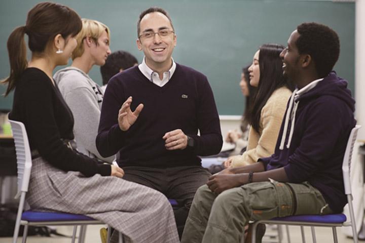 EAP授業のイメージ写真