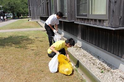 Campus_cleanup_0730_2
