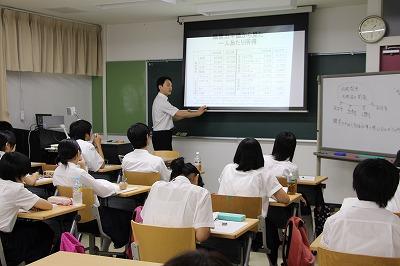 佐藤助教による「途上国/新興国における経済成長と社会的不平等」