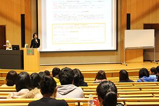 来年秋に留学を希望する学生が集まりました