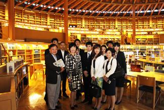 図書館視察