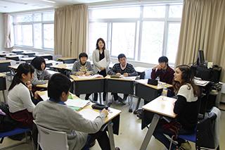 留学生へのインタビュー