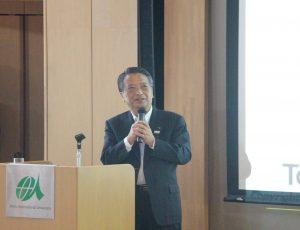 東北観光推進機構、JR東日本旅客鉃道株式会社取締役会長 清野 智氏