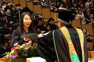 2017年卒業式