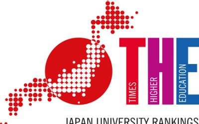 世界大学ランキング日本版ロゴ