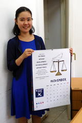 SDGsをテーマとしたOne UN Calendarを制作しました